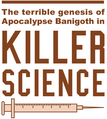 Banimon 4: Killer Science