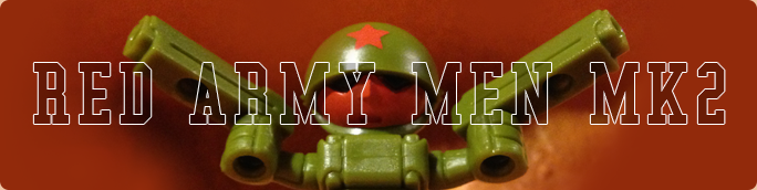 Red Army Men MKII